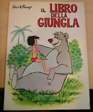 IL LIBRO DELLA GIUNGLA 1977 gli albi d'oro Mondadori 1a edizione mowgli kipling