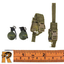 Commonwealth Spec Force - Grenades x2 - 1/6 Scale - E&S Action Figures