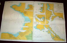 Admiralty Chart 1426 PORTS & HARBOURS IN CROATIA & SLOVENIA 2011
