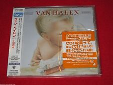 VAN HALEN - 1984 - JAPAN CD - 2005 FOREVER YOUNG JEWEL CASE EDITION - WPCR-75059