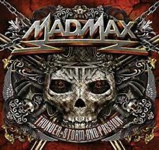 Thunder, Storm & Passion de Mad Max (2015) doble Digi CD nuevo/Sealed