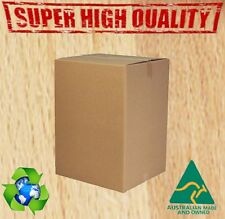 20 x Tea Chest Cardboard Boxes DOUBLE WALL Packing Carton Box - High quality