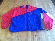 Vtg 90s NIKE Mens Large Windrunner  GRAY TAG windbreaker Coat Jacket