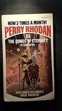 Perry Rhodan #69: The Bonds of Eternity: Clark Darlton, 1975, Ace Books, E-91
