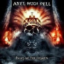 "AXEL RUDI PELL ""TALES OF THE CROWN"" CD NEU"