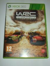 "WRC FIA World Rally Championship  Xbox 360  ""FREE UK P&P"""