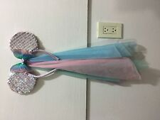 Pastel-colored sequin decorated Minnie Mouse headband
