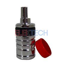 Stinger SPT521 Gauge Reducer Converts 1/0ga Input to 4ga Pin Shoc-Krome Plating