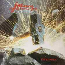 JOHNNY AND THE DISTRACTIONS - Let It Rock (LP) (EX/VG+)