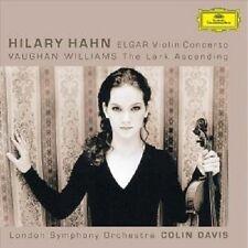 """HILARY HAHN """"VIOLINKONZERT OP 61/THE LARK..."""" CD NEU"""