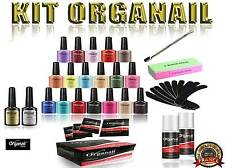 High Quality** STARTER KIT ORGANAIL Gel Nail polish    Birthday Gift   chrismes