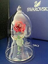 ***Swarovski ENCHANTED ROSE Disney Figurine from BEAUTY & the BEAST 2017