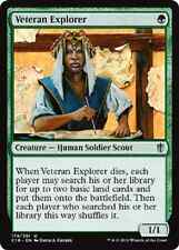 Veteran Explorer NM X1 Commander 2016 -Green Uncommon- MTG EDH