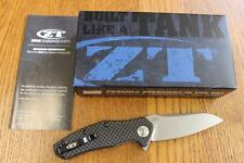 KAI Zero Tolerance ZT 0770CF Folding Knife SW ELMAX & Carbon Fiber A/O & BONUS!!
