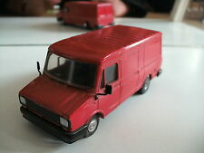 Hand Built Model SMith Models Roxley Models Sherpa 300 in Red