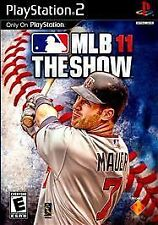 MLB 11: The Show NEW/FACTORY SEALED (Sony PlayStation 2, 2011)