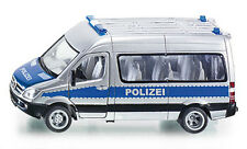NEW SUPER SIKU 2313 Mercedes Sprinter Police Team Van Polizei 1:50 Diecast Model