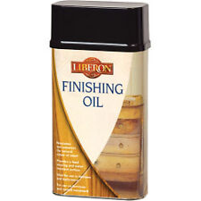 Liberon Finishing Oil 1L + Tape Measure