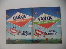 advertising Pubblicità 1979 ARANCIATA FANTA