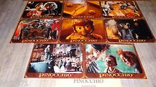 PINOCCHIO  !  jeu de photos cinema edition prestige
