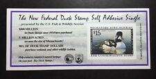 #RW65A 1998 - 1999 - US Federal Duck Stamp - Post Office FRESH