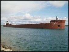 10x8 photo: Large coal freighter ship MESABI MINER 2007
