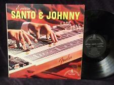 SANTO & JOHNNY  LP:  Encore, Original Mono Canadian-American