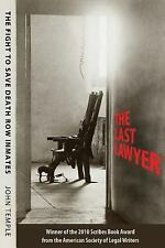 LAST LAWYER - NEW PAPERBACK BOOK