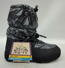 Kamik Infant/Toddlers Prancer Winter/Snow Boots NK9007 Charcoal Size 8