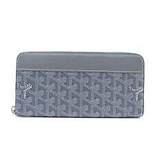 Authentic GOYARD Wallet APM ZIP GM  #260-002-058-5242