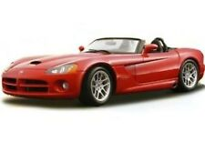 BURAGO 15020 DODGE VIPER srt10 2003 KIT IN METALLO 1/18 TOSTA