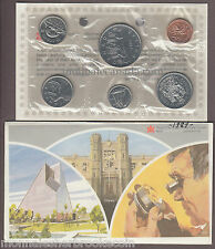 1984 Canada Brilliant Uncirculated Set - PL SET - B540
