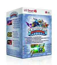 SKYLANDERS BATTLEGROUNDS STARTER-PACK / LG SMART TV / CINEMA 3D