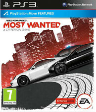 Need for speed most wanted PS3 * en excellent état *