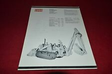 Case Backhoe for 350 Dozer Dealers Brochure YABE11