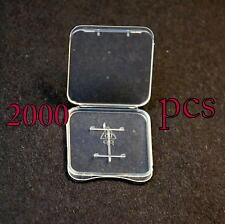 2000 pk 2gb 4gb 8gb MicroSD HC TransFlash TF Flash memory card case wholesale
