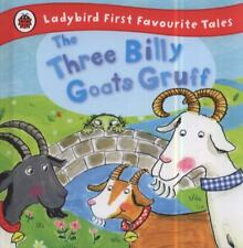 First Favorite Tales THE BILLY GOATS GRUFF by Irene Yates NEW HARDCOVER