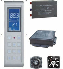 KL-801 Steam Room Controller + 3KW Generator+Fan+Speaker