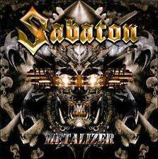 NEW Metalizer by Sabaton CD (CD) Free P&H