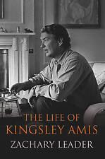 The Life of Kingsley Amis by Zachary Leader (Hardback, 2006)