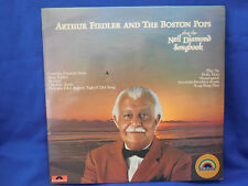 ARTHUR FIEDLER PLAYS THE NEIL DIAMOND SONGBOOK - AUSTRALIAN LP VINYL RECORD