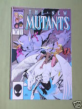THE NEW MUTANTS- MARVEL COMIC - VOL 1  #56 - OCT 1987
