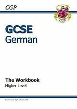 GCSE German Workbook - Higher by CGP Books (Paperback, 2010)