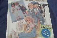 DAISY KINGDOM long short overalls romper coat jacket s1-4 cut SIMPLICITY 7251