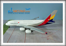 "Gemini200 - JC Wings 1:200  Asiana Airlines Airbus a380-800 ""HL7626"" XX2959"
