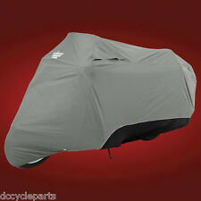 ULTRAGARD 4-444CB LARGE TOURING BIKE COVER CHARCOAL/BLACK GOLDWING HARLEY OTHERS