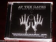 At The Gates: At War With Reality CD 2014 Century Media Records CMR9138-2 NEW