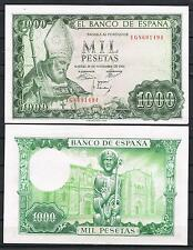 ESPAÑA -  BILLETE 1000 PESETAS 1965  Pick 151     MBC+   VF+