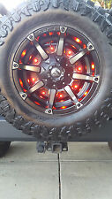 Jeep Wrangler 3rd Brake Light Mod Kit w/Drok Step Down Converter-TJ,YJ,JK,JKU