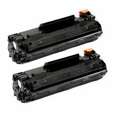 2PK CE278A NON-OEM  New Black Toner for HP 78A LaserJet P1566 P1606dn M1536dnf
